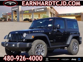 2018 Jeep Wrangler JK WRANGLER JK RUBICON 4X4 In Gilbert, AZ   Earnhardt Chrysler  Jeep