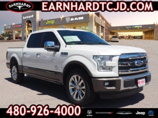 2016 Ford F 150 King Ranch