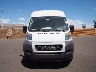 3dd9b14879 2019 RAM ProMaster Cargo Van RAM PROMASTER® 2500 CARGO VAN HIGH ROOF 159 WB