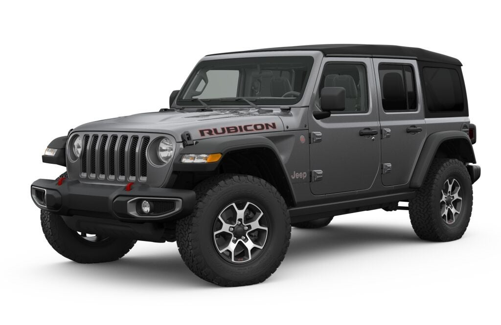 Charming 2018 Jeep Wrangler WRANGLER UNLIMITED RUBICON 4X4 In Gilbert, AZ    Earnhardt Chrysler Jeep Dodge