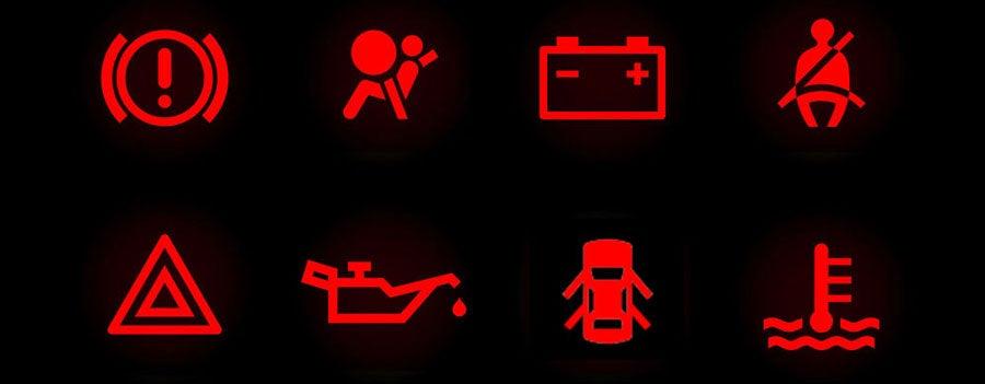 Red Dashboard Light Breakdown